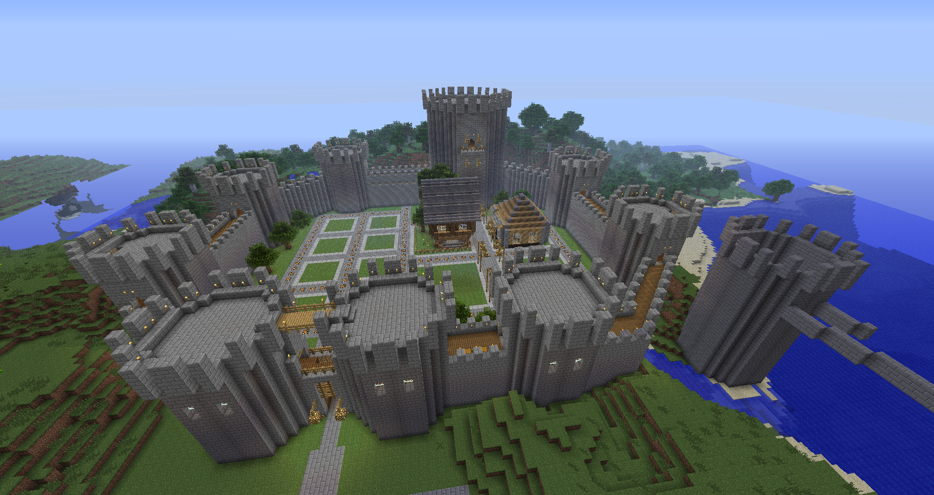 Comment construire un palace dans Minecraft. Disposer de son propre palais ou manoir dans Minecraft est un véritable accomplissement, mais cela demande beaucoup de temps et d'investissement. Suivez ce guide pour apprendre comment ...
