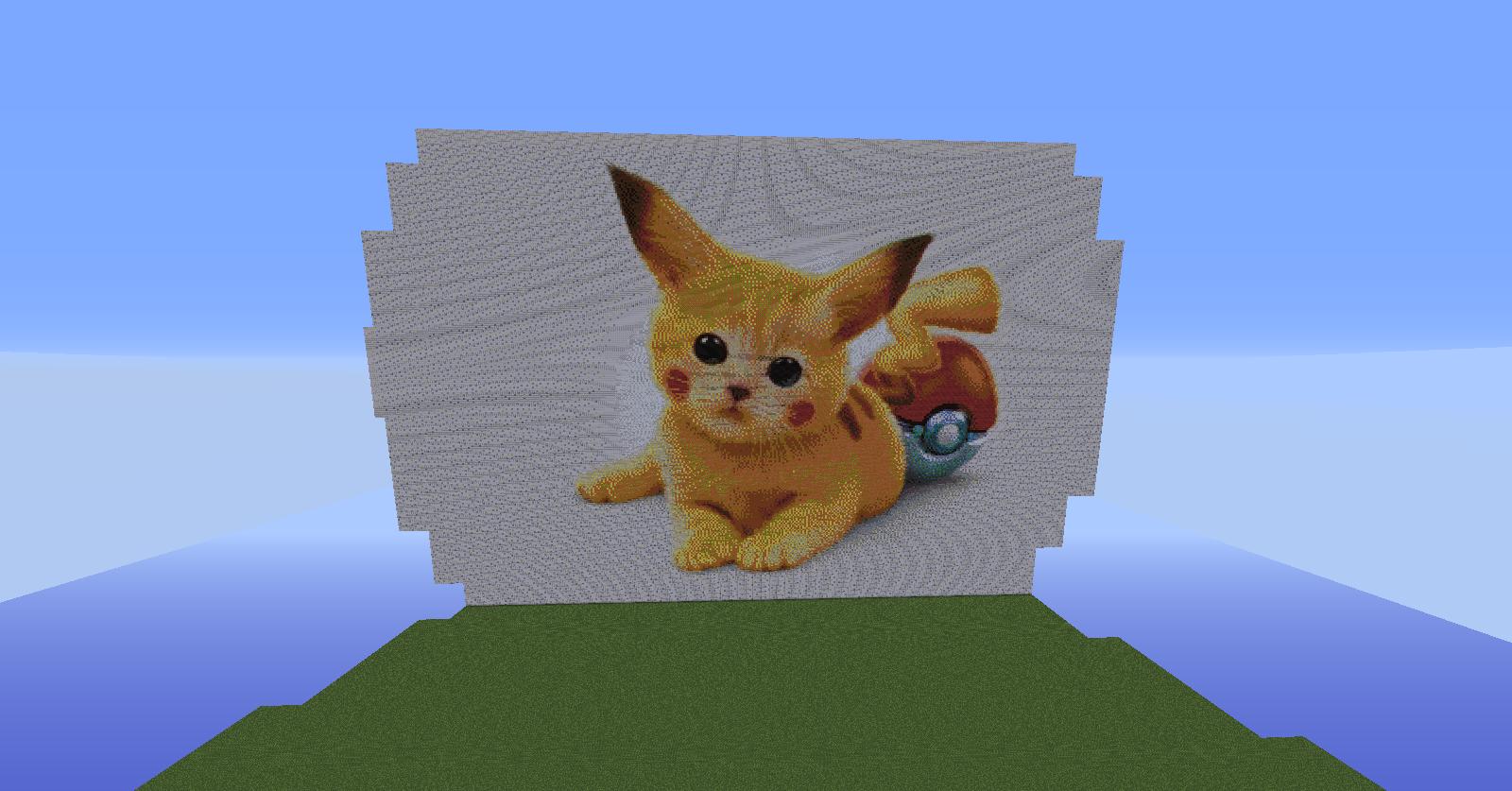 Pixel Art Animaux Minecraft