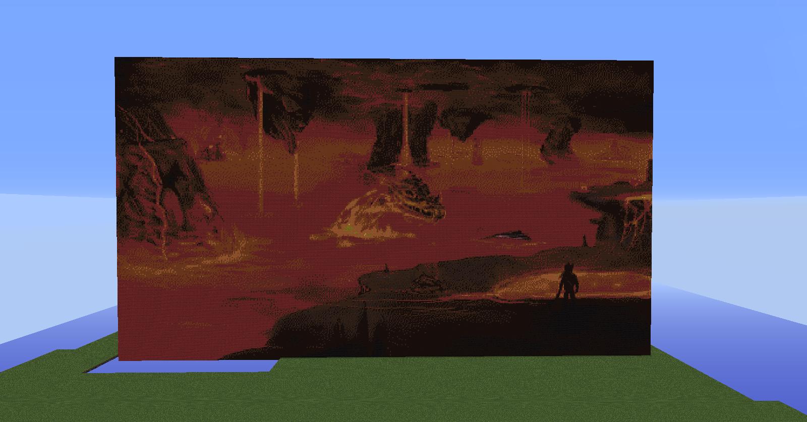 Mes Petits Pixel Art 3 Forum Minecraft France