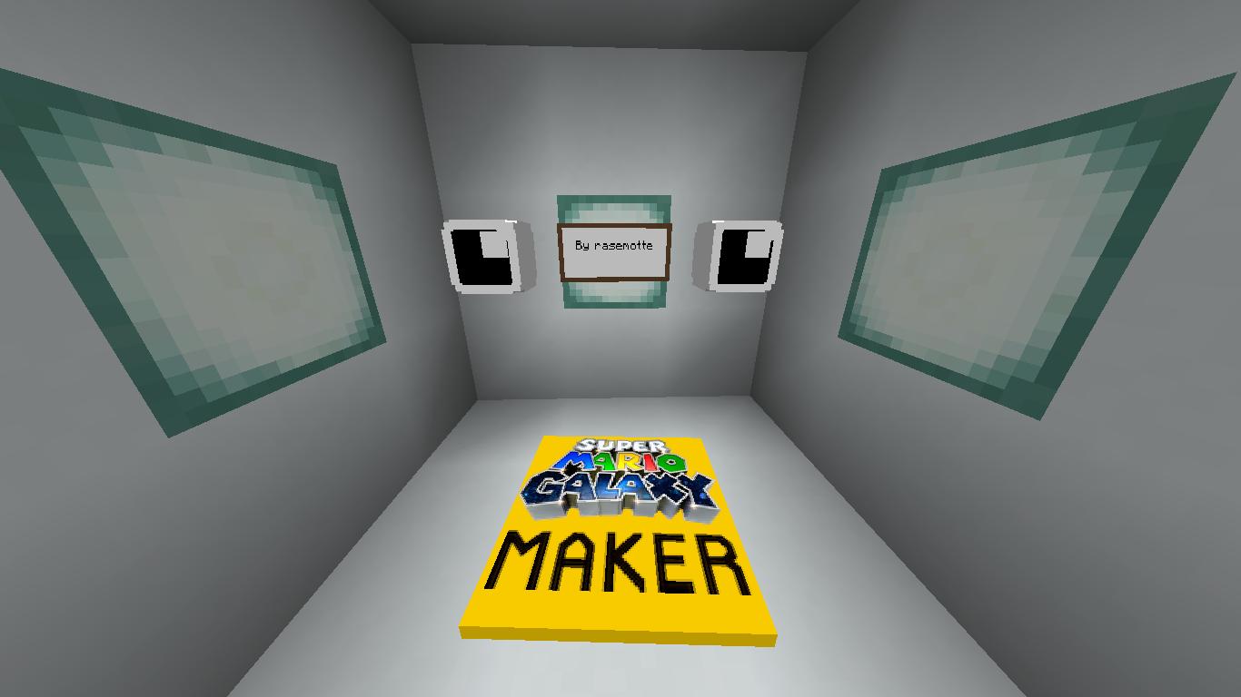 No mods - Super Mario Galaxy Maker !   Minecraft-France