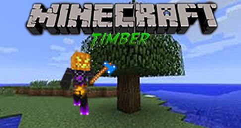 Sans suite [No Mods] TIMBER 1.8+ | Forum Minecraft France